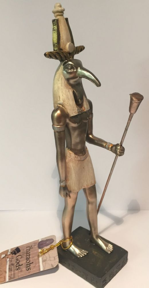 The Pharaohs & The Gods ~ Anubis Collectable Figurine (A)